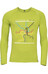 Chillaz Verdon Map longsleeve Heren groen